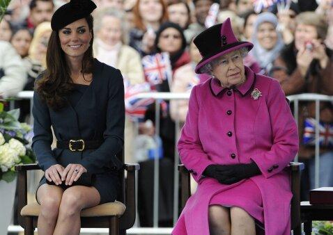 Kate Middleton nėštumas sugriovė 50 metų karališkoje šeimoje buvusią tradiciją