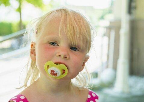 Marijampolėje vaikai kviečiami atsisveikinti su čiulptukais neįprastu būdu