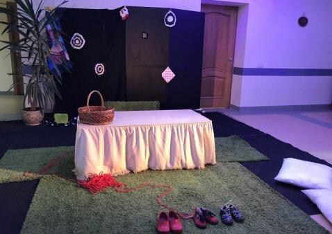 Spektaklio kūrėjai kviečia tėvus rūpintis vaikų psichine sveikata nuo mažų dienų