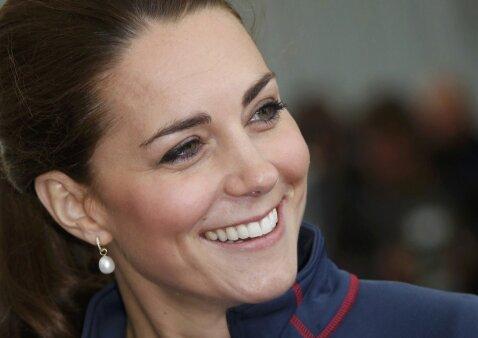 Kate Middleton laukiasi trečiojo vaiko?