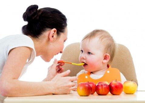 """Atsakykite į klausimą ir laimėkite knygą """"Mano vaikas nieko nevalgo"""" <sup style=""""color: #ff0000;"""">(REZULTATAI)</sup>"""