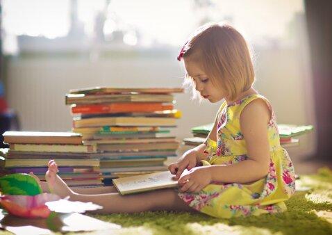 Vaikų kūrybiškumo lavinimas - darbas ir tėvams, ir pedagogams