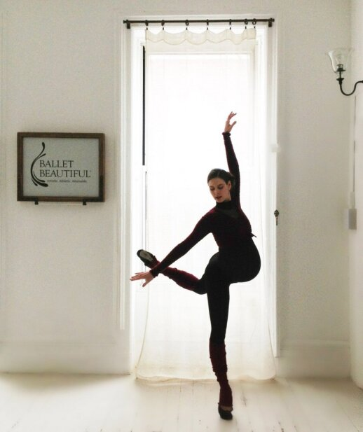 "Nėščia balerina žada šokti iki gimdymo <sup style=""color: #ff0000;"">FOTO</sup>"