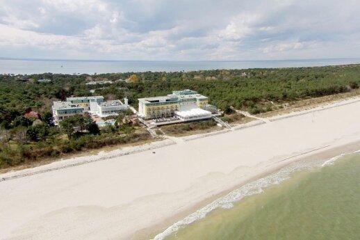 Prabangus SPA viešbutis Helo pusiasalyje ant jūros kranto
