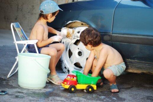 Psichologė – apie vaikų skatinimą: kaip išvengti nepageidautino elgesio