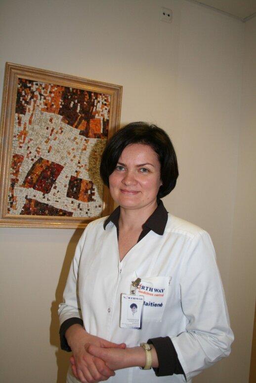 Ginekologė: šio vėžio ankstyva stadija dažniausiai nesukelia jokių simptomų