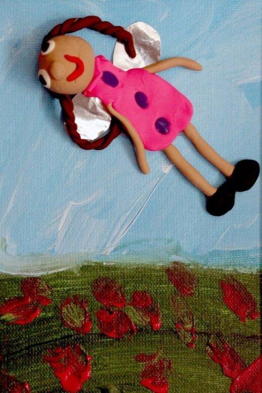 """<font color=""""#FF0000"""">F</font><span style=""""color: #ff0000;"""">otografijose</span> - sunkiai sergančių vaikų svajonės"""
