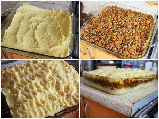 Piemenų pyragas
