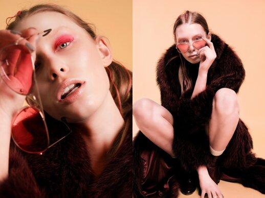 """Išskirtinio grožio modelis G. Rostovskytė: """"Patyčios ir užgauliojimai mane užgrūdino gyvenimui"""""""