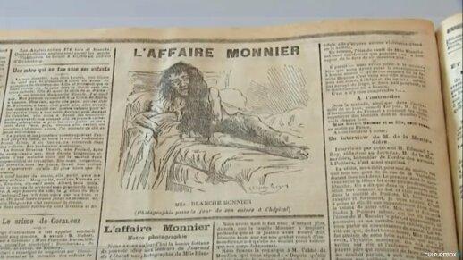 Kraupi Monnier šeimos istorija: už kokias nuodėmes tėvai pasmerkė savo dukrą amžinoms kančioms