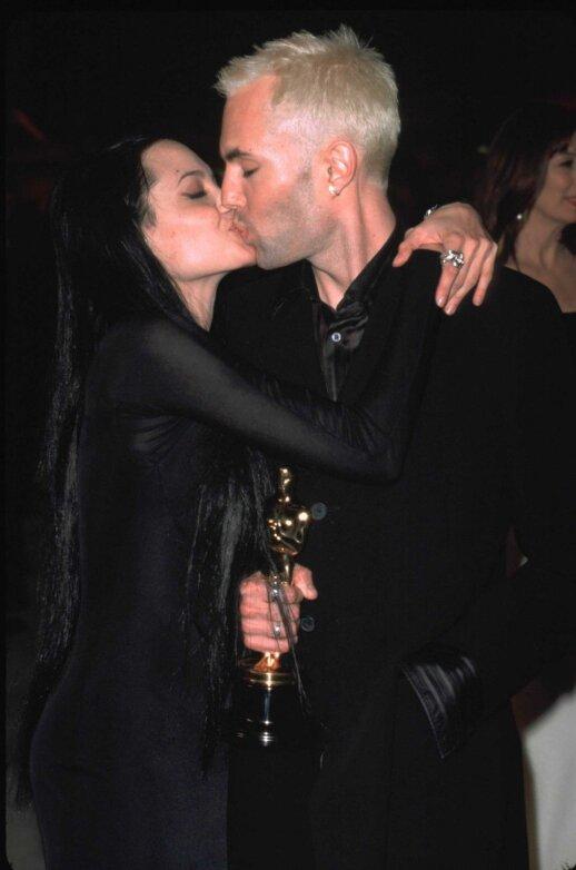 Angelina Jolie ir James Haven