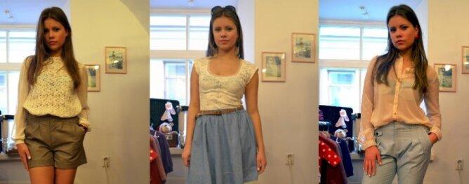 """""""Skudurynų reidas"""": kaip stilingai apsirengti už kelis litus?(FOTO)"""