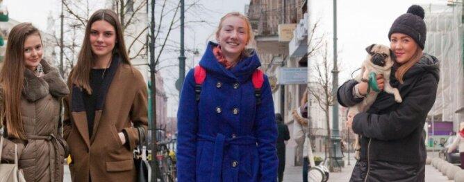 Gatvės mada: kaip vilniečiai rengiasi prasidėjus žiemai?(FOTO)