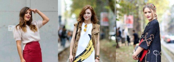 Mados savaitės dalyviai stebina aprangos išmone(FOTO)