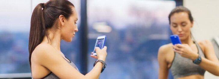 Nuolatinis telefono tikrinimas atskleidžia tai, ko nesitikėjai