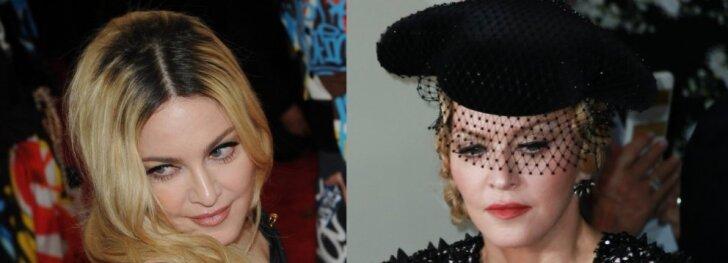"Madonnos dukra elgiasi taip, jog <span style=""color: #ff0000;"">baisisi</span> net mama (FOTO)"