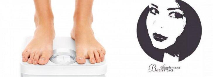 Lieknėjimo dienoraštis: kai kilogramai dėl streso sugrįžta...