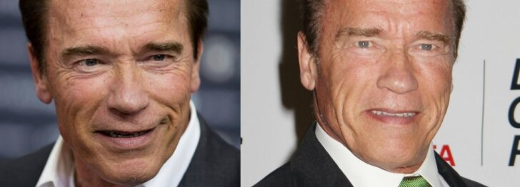 "Arnoldo Schwarzeneggerio sūnus, apie kurį <span style=""color: #ff0000;"">nekalbama</span> (FOTO)"