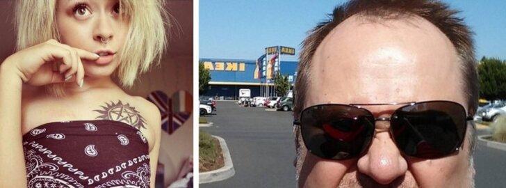 Pamačiusi nuotraukas suprasi, kodėl šis tėtis turi dvigubai daugiau gerbėjų, nei dukra