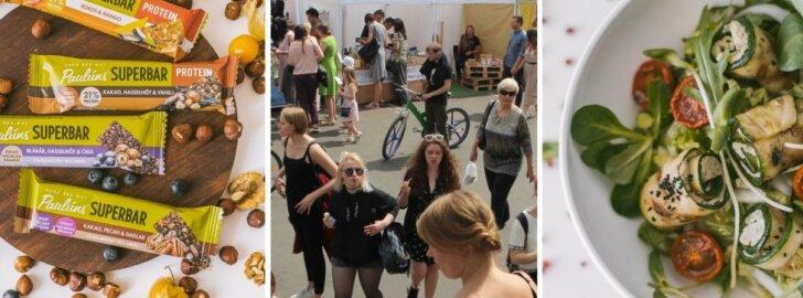 """Festivalis """"Vegfest LT"""" stebins augalinio maisto įvairove ir skoniais"""