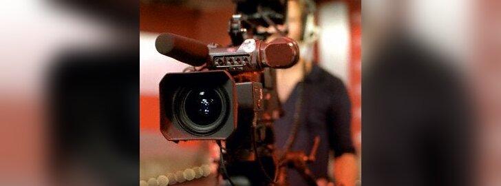 filmuoti, kamera