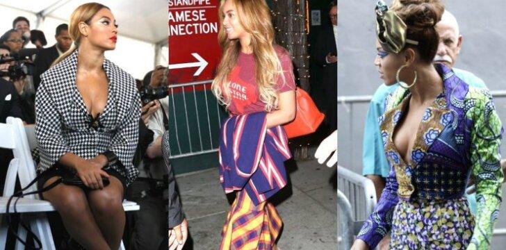 Gimtadienio mergaitės Beyonce stiliaus pamokos iš gatvės