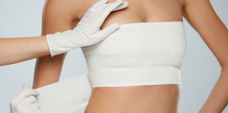 Krūtų didinimas implantais – rezultatai priklauso ne tik nuo gydytojo, bet ir nuo jūsų