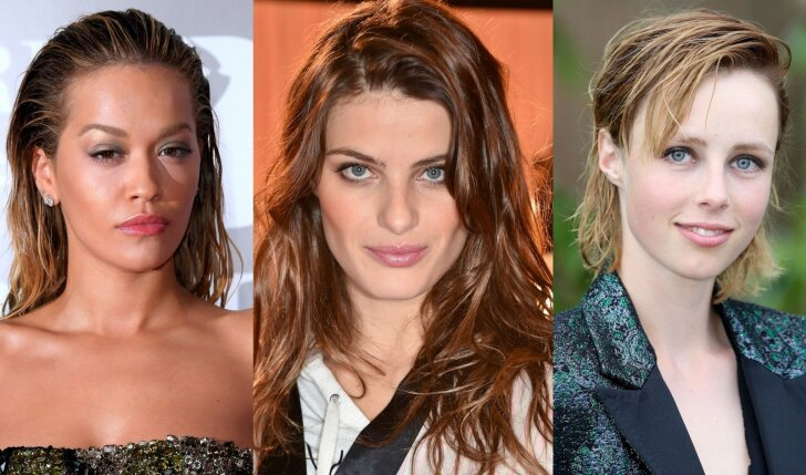 """""""Riebaluotų"""" plaukų mada sugrįžta: kontroversiškiausią šukuoseną dabar renkasi visos (FOTO)"""