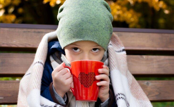 9 gėrimai užklupus peršalimo ligoms
