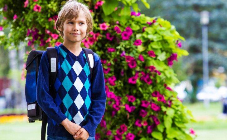 Kovo 1 –ąją Vilniuje startuoja prašymų priėmimas į pirmą klasę