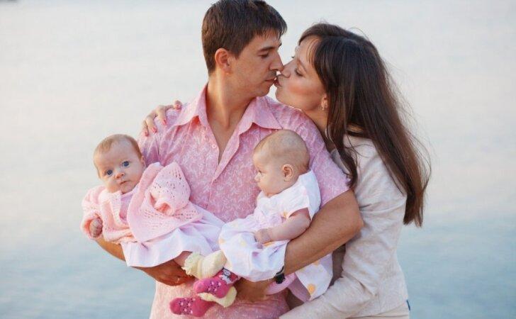 5 dalykai, kurie padės jūsų šeimai tapti laimingesnei