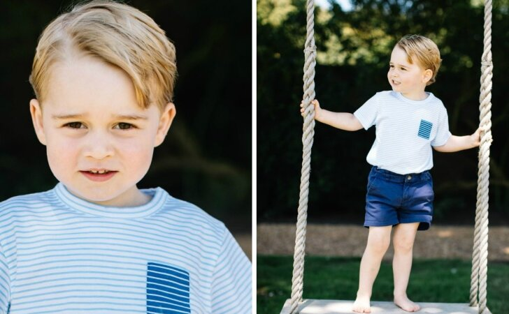 Atskleidė, kaip šiandien atrodo mažasis princas: 4 naujos nuotraukos