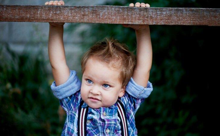 Išlepinto vaiko požymiai ir patarimai tėvams