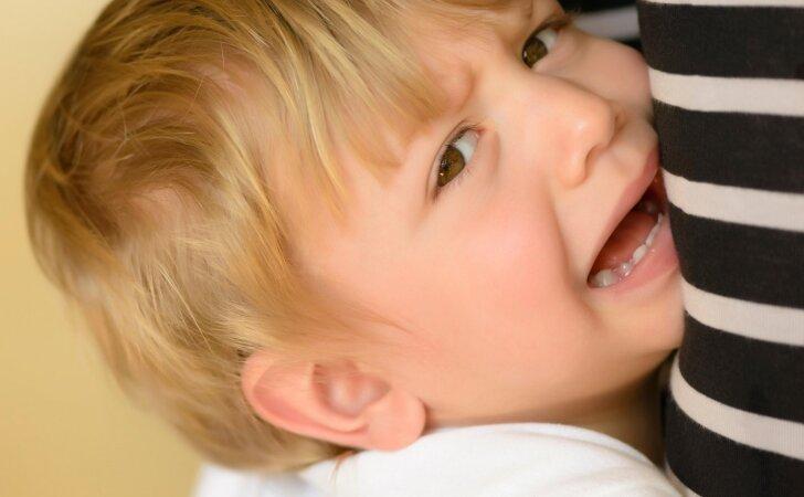 Vaiką norisi aprėkti ar jam pliaukštelėti? STOP – yra geresnė išeitis