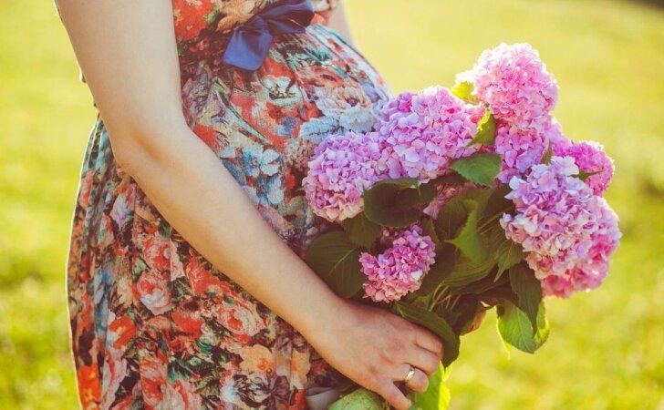Nėštumo kalendorius. 18 savaitė