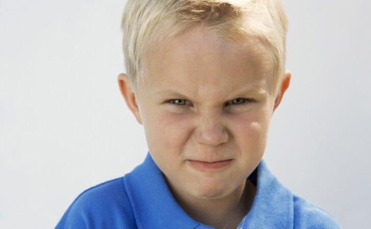 Nesusitvarkau su vaiku, jis nuolat atsikalbinėja ir negražiai kalba