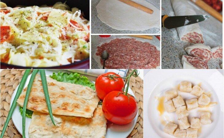 5 receptai TINGINIAMS, kuriuos pagaminti paprasta kaip du kart du