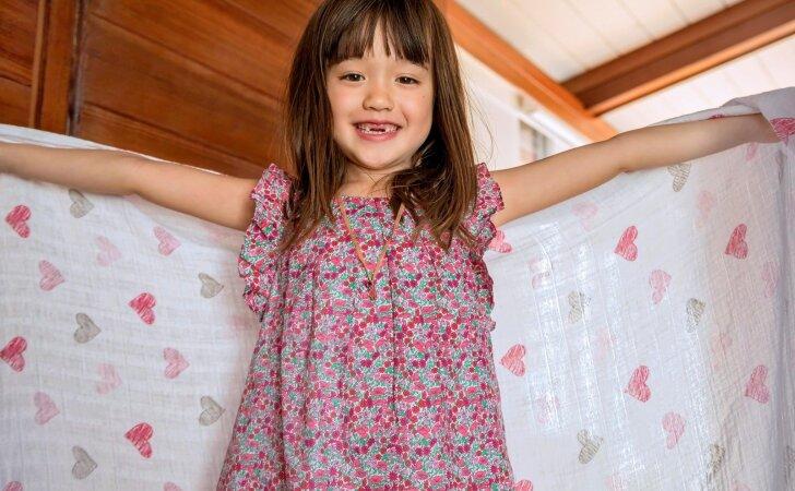 Ką turi mokėti 5-6 metų vaikai: psichologės komentaras