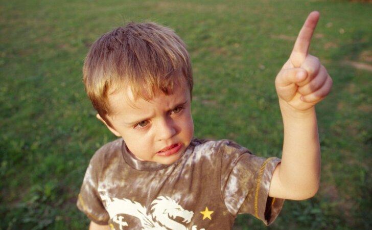 Vaikas supyko, nes jam nepasisekė: kaip tinkamai sureaguoti tėvams