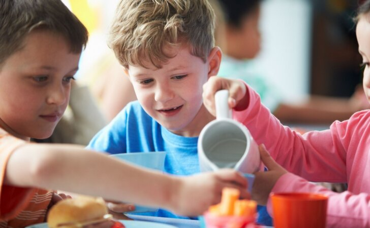 Vaida Kurpienė: koks gėrimas mažiems vaikams yra sveikiausias?