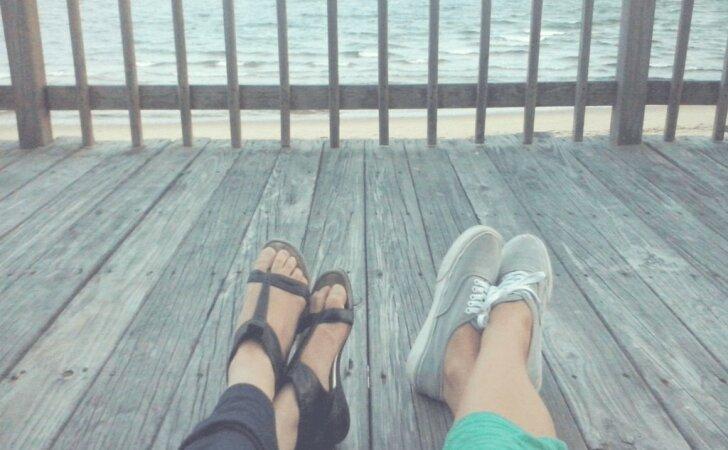Kaip gimus vaikui neprarasti draugių