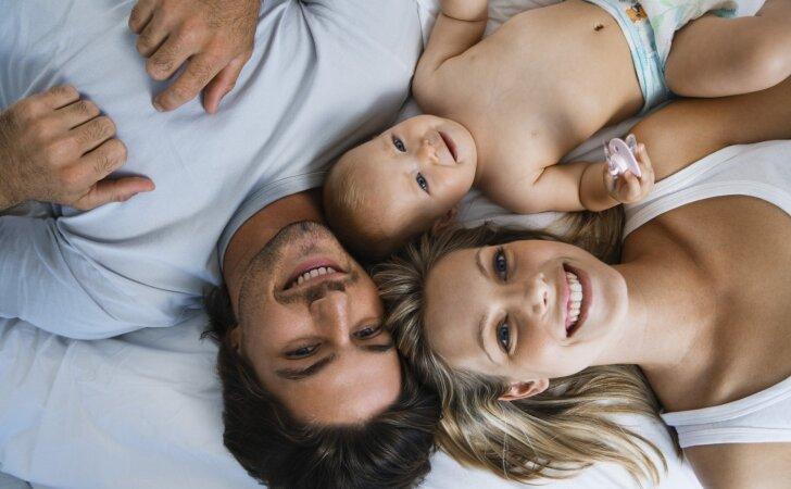 Visus tėvus galima suskirstyti į tris tipus: kuriam priklausote jūs