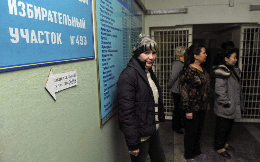 Казахстан выбирает новый парламент