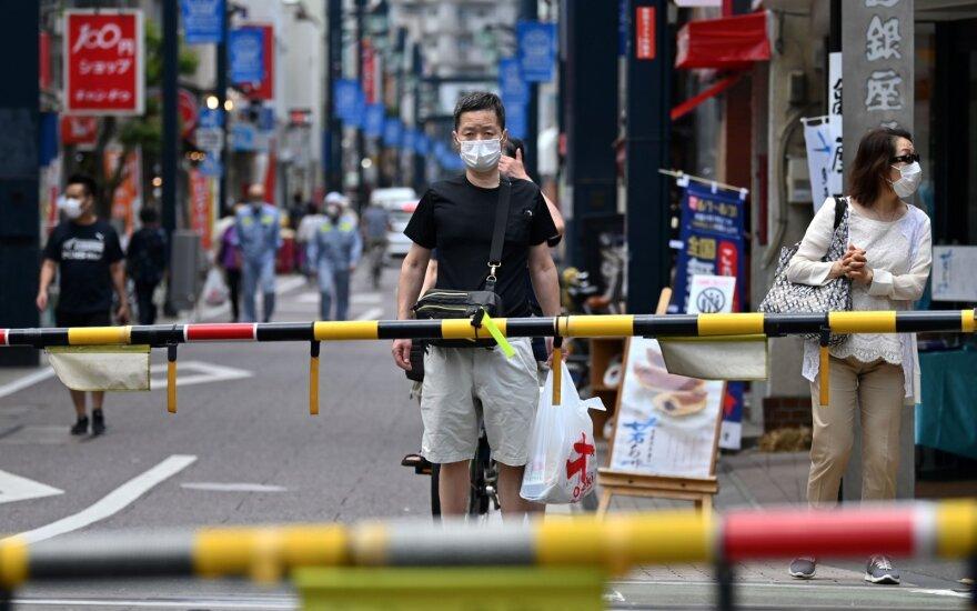 Koronavirusas Japonijoje