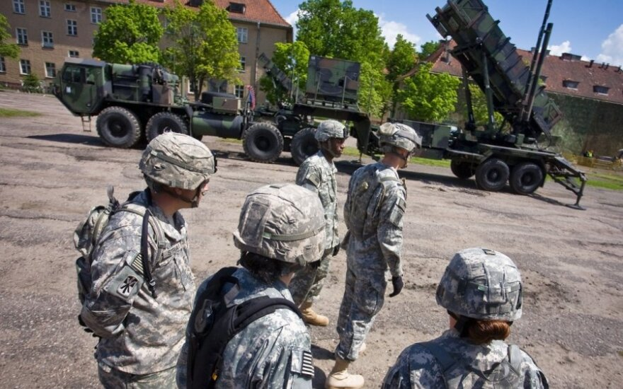 Polska i państwa bałtyckie chcą wykorzystać tarczę antyrakietową przeciwko Rosji