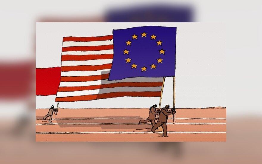 ЕС и США говорят о заморозке активов олигархов