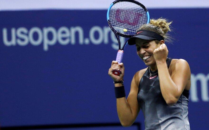 На US Open определились финалистки: титул разыграют Стивенс и Киз
