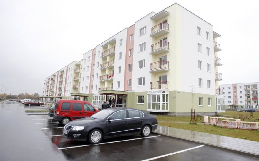 В Вильнюсе соцжилье можно приобрести почти бесплатно