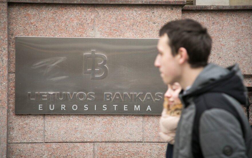Центробанк Литвы: внешний долг страны растет