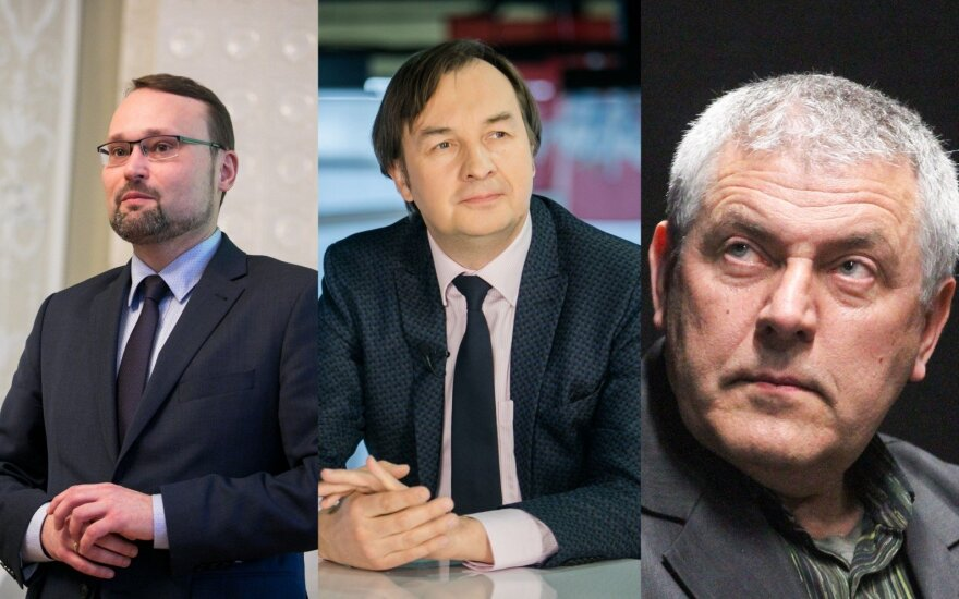Министр культуры и ещё почти 40 граждан Литвы получили государственные награды Польши